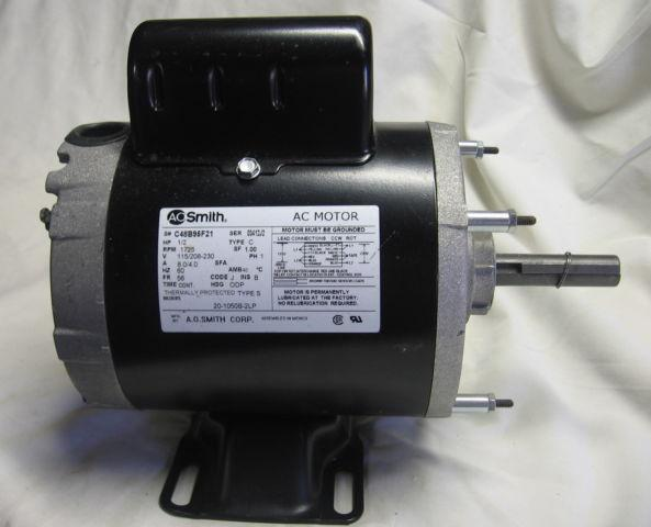 Ao Smith Electric Motor Wiring Diagram Ao Smith Ac Motor 1 2 Hp C48b95f21 New For Sale In