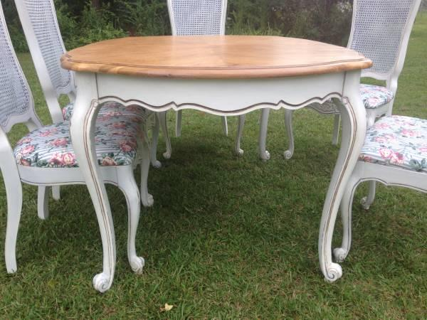 cane back chairs for sale boon high chair beautiful shabby chic dining table and 6