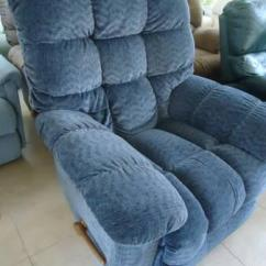 La Z Boy Big Man Chair What Is A Chairperson S Recliner Almost Brand New For Sale In Belleview Florida