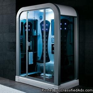 Brand New Royal SSWW B503 Steam Shower for Sale in