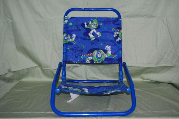 toddler folding beach chair big and tall outdoor chairs buzz lightyear lawn keizer for sale 10