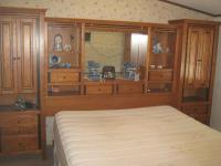 California king bed and headboard - (Samson, Alabama) for ...