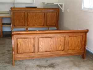 California King Bed frame  Dubuque for Sale in Dubuque