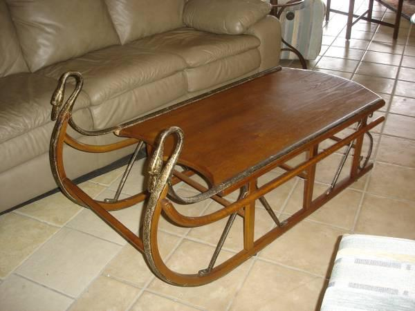 Coaster Sled Coffee Table For Sale In Winter Haven