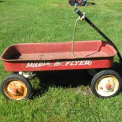 High Chair Space Saver Dining Styles Names Collectible Radio Flyer Wagon - For Sale In Bemidji, Minnesota Classified | Americanlisted.com