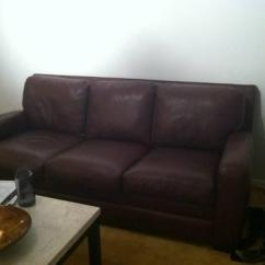 Ver Sofas No Olx Do Es Plush Sectional Sofa Furniture Crate Barrel Dark Brown Leather Recliner For Sale In Herndon Virginia