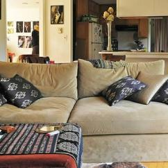 Sofa And More Sectional Hide A Bed Crate Barrel Lounge 93 For Sale In Woodstock New