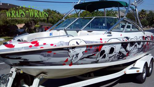 custom boat wraps custom