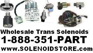 DODGE DURANGO Transmission Solenoid FIX. 1996-1999 for
