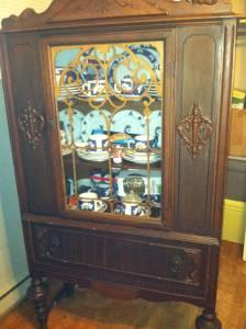 Early 1900s China Cabinet  Fayetteville for Sale in