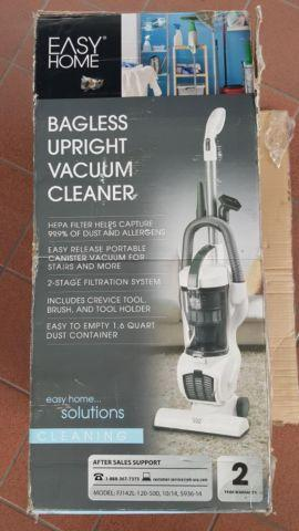 Easy Home Bagless Upright Vacuum : bagless, upright, vacuum, Hoover, Vacuum, Cleaner, Forsale