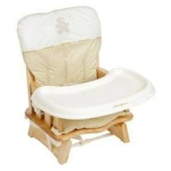 Eddie Bauer High Chair Tray Amish 3 In 1 Highchair Plans Level 2 Wooden Booster Seat W Altamonte For