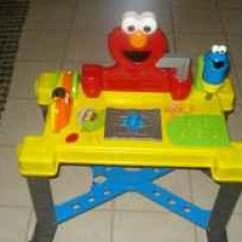 Elmo Bean Bag Chair Ergonomic Bahrain Work Bench - 28 Images Sesame Street Workbench Website Of Hubisung, Wooden ...