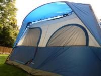 Embark 8-Person Instant Cabin Tent w/ Rainfly (12x10x6.5 ...
