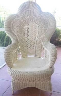 heywood wakefield wicker chairs short directors chair new and used furniture for sale in the usa buy sell classifieds americanlisted