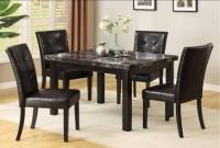 Faux-Marble 5pc Kitchen Table Set -COMPLETELY NEW for Sale ...