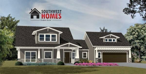 SOUTHWEST HOMES~CUSTOM HOME