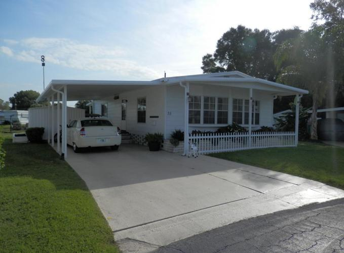 FOR SALE 1976 Double Wide Mobile Home For Sale In Lakeland