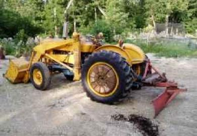 Ford Tractors For Sale Wisconsin