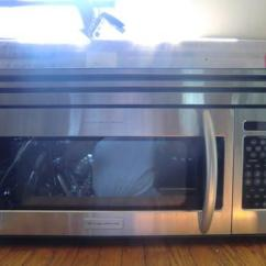 Kitchen Fan Filter Custom Knives Frigidaire Professional Series Microwave For Sale In ...