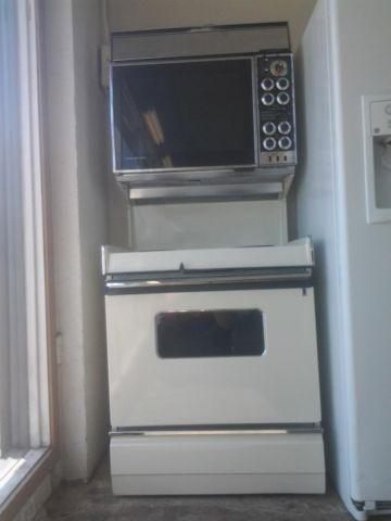 GE 30 Electric Range With Double Oven For Sale In