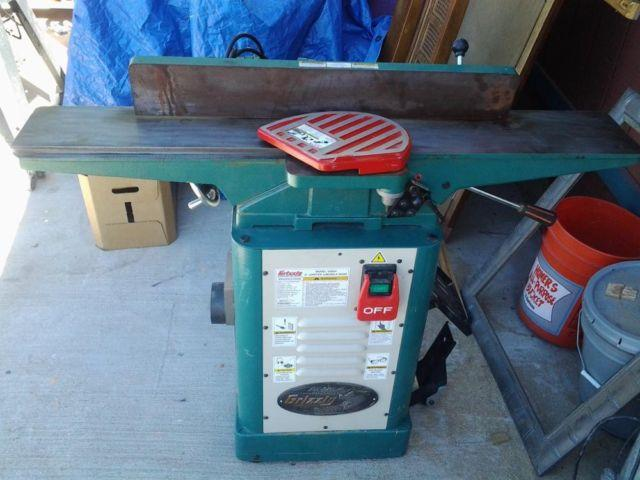 Grizzly Jointer For Sale