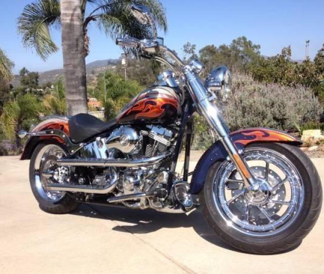 Harley Davidson Screaming Eagle Fatboy Cvo Flstfse