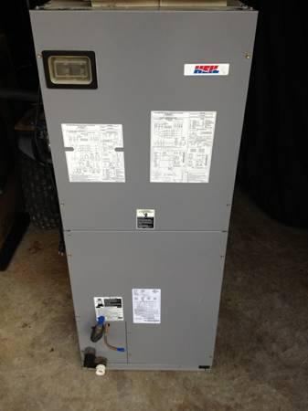 Heil 25ton heat pump air conditioner w air handler aux
