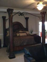 Henredon Canopy King Bed for Sale in Eagle, Idaho ...