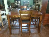 High Top Kitchen Table/4 Chairs for Sale in Danville ...