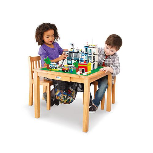 toys r us lego table and chairs chair desk with storage bin imaginarium activity set - natural for sale in davie, florida classified ...