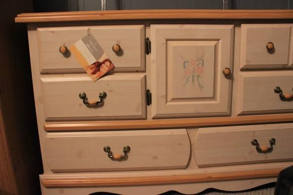 White Dresser Set Sale