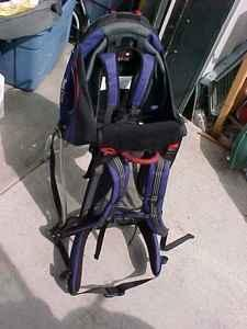 Kelty Kids Base Camp baby backpack 60lbs limit  Parker