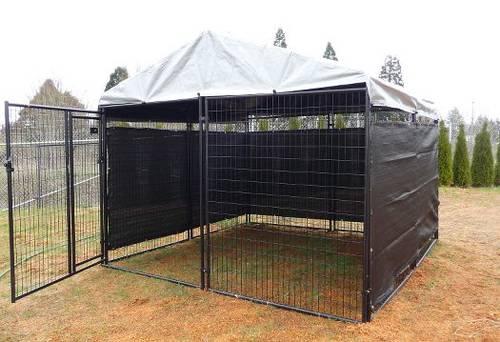 10x10 Dog Kennel Panels