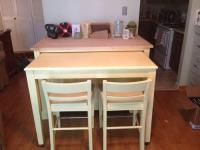 Kitchen Island/Table with Chairs for Sale in Pittsburgh ...