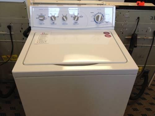 kitchen aid superba cost of marble countertops kitchenaid heavy duty super capacity washer - used for ...
