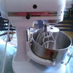 Kitchen Aid K5ss Coffee Bar In Kitchenaid Heavy Duty Series 5 Quart Stand Mixer White For