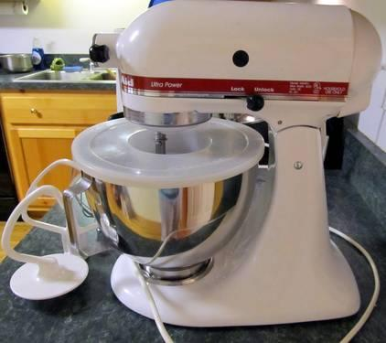 KitchenAid KMS90 Ultra Power Stand Mixer W Attachments