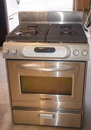 kitchen aid stove kettle kitchenaid stainless high end nice for sale in galbraith iowa