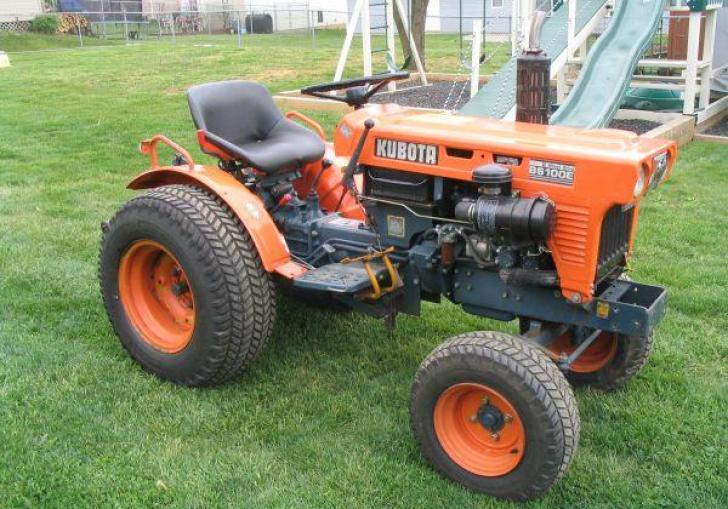 Small Used Tractors For Sale
