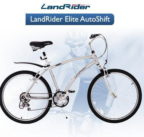 landrider auto shift bicycles