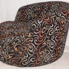 Swivel Chaise Lounge Chair Ergonomic Pakistan Large Milo Baughman For Sale In Las Vegas Nevada