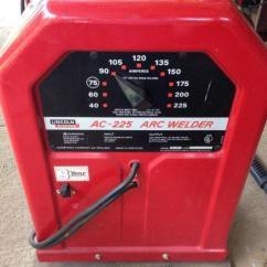 Lincoln 225 Arc Welder Wiring Diagram 240sx Alternator Electric Ac-225 For Sale In Lafayette, Tennessee Classified | Americanlisted.com
