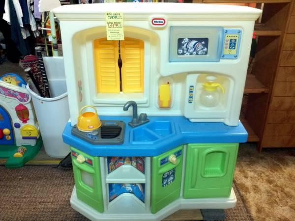 Little Tikes Cookin Fun Interactive Kitchen  For Sale In