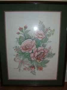 Mary Vincent Bertrand Limited Edition Signed Art  Tallahassee for Sale in Tallahassee