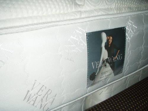 Mattress King Size By Vera Wang Serenity For Sale In