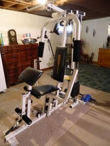 Mpx Powerhouse Fitness Exercise Machine Schroon Lake