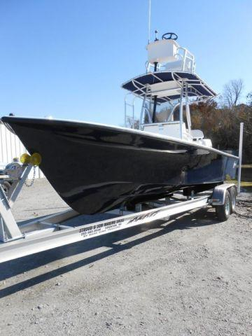 New C Hawk 23 CC With Cobia Tower For Sale In Edenton