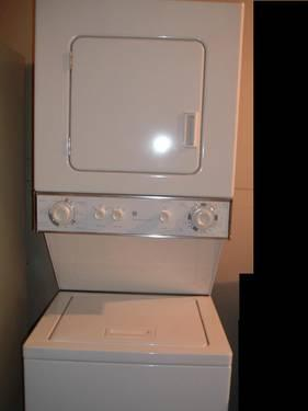 Stackable Apartment Washer And Dryer