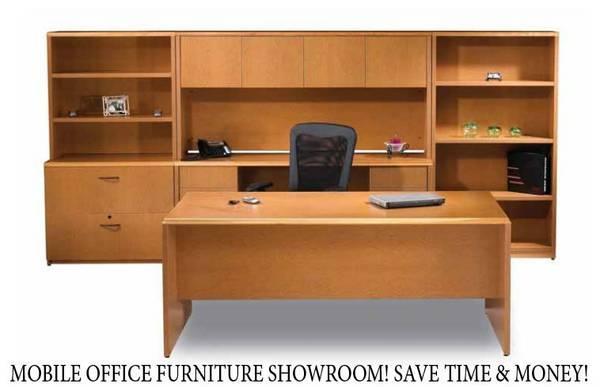 Office Furniture Showroom Near Me